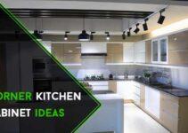 24 Amazing Corner Kitchen Cabinet Ideas For Space Saving
