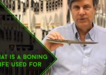 What is a Boning Knife Used for And 3 Applications?