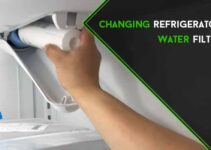 4 Easy Steps on Changing Refrigerator Water Filter
