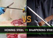 Honing Steel vs Sharpening Steel: Where is The Difference?
