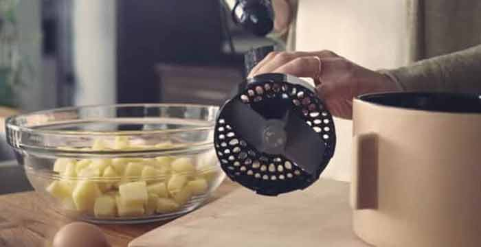 Using A Pastry Blender