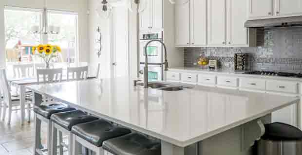 7 Ways How to Decorating Above Kitchen Cabinets