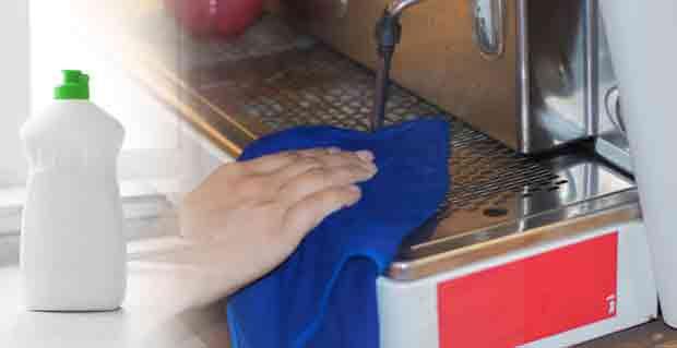A Simple Cleaning Method Using Dishwashing Liquid