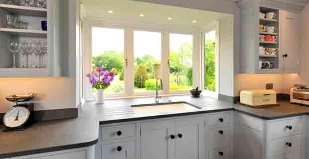 Build Your Kitchen Near Your Garden