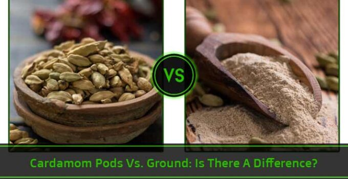 Cardamom Pods Vs Ground: What are The Key Differences?