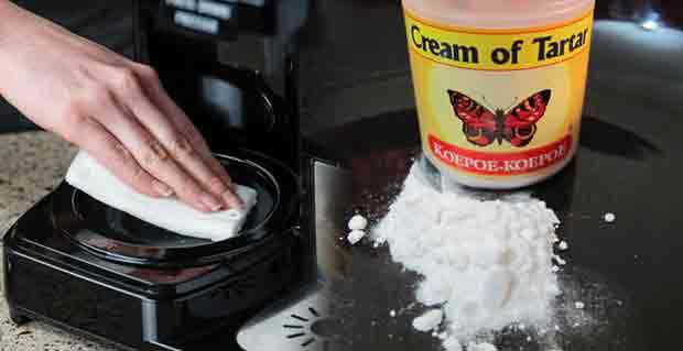 Cream of Tartar is a Surprisingly Effective Cleaner