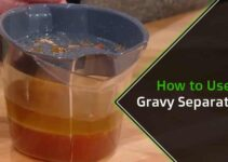 How to Use a Gravy Separator : A Complete Guide
