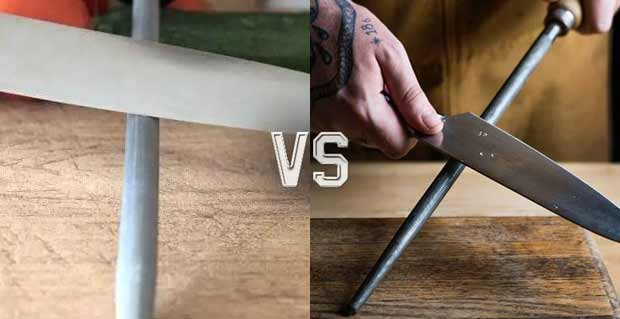 Main Differences Between Honing Steel vs Sharpening Steel