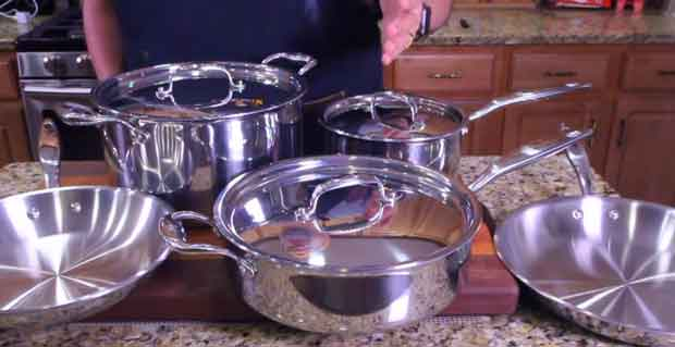 Multi-Ply Cookware