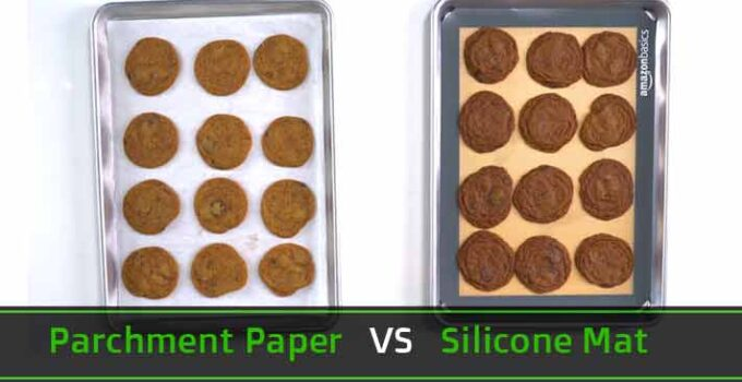 Parchment Paper vs Silicone Mat : Which One Should You Use?