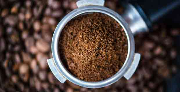 Store the Ground Espresso Beans You Won't be Using