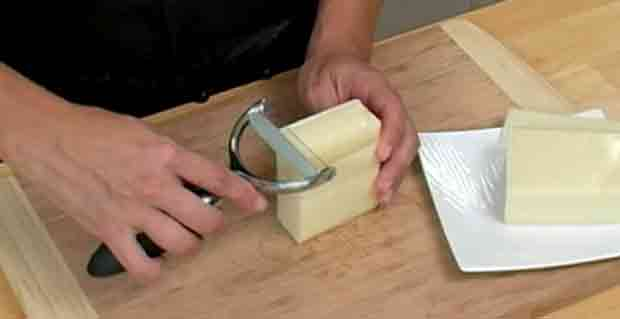 The Basics Of Slicing Cheese Properly