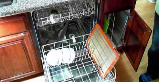 Use of Dishwasher