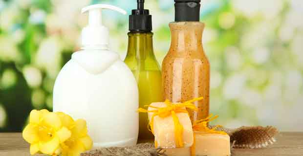Use of Super-Hot Water and High-Performance Liquid Soap