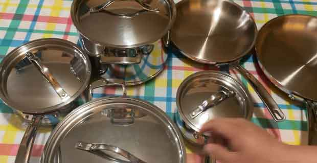 What is 5 Ply Cookware