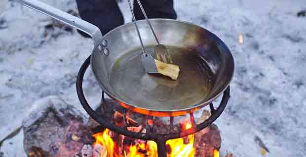 A Few More Thoughts About Cooking Woks