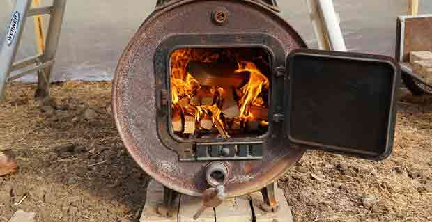 How Do Double Barrel Wood Stoves Work