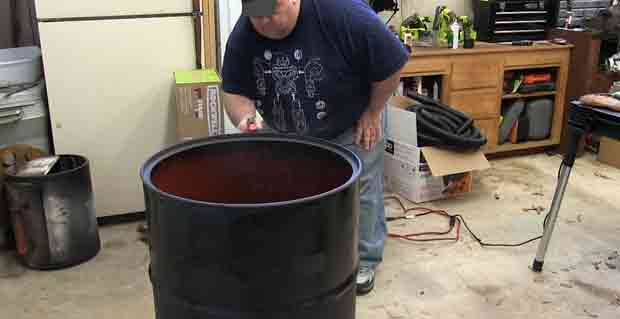 Methods to Make a Second Barrel Stove More Efficient